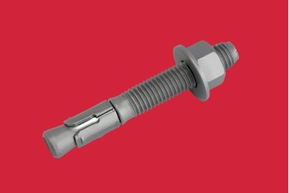 "Picture of 1/2"" x 4-1/2"" Power-Stud™ HD5 Hot -Dip Galvanized Expansion Anchor, 50/Box"